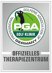 Auszeichnung als PGA of Germany Golf Klinik