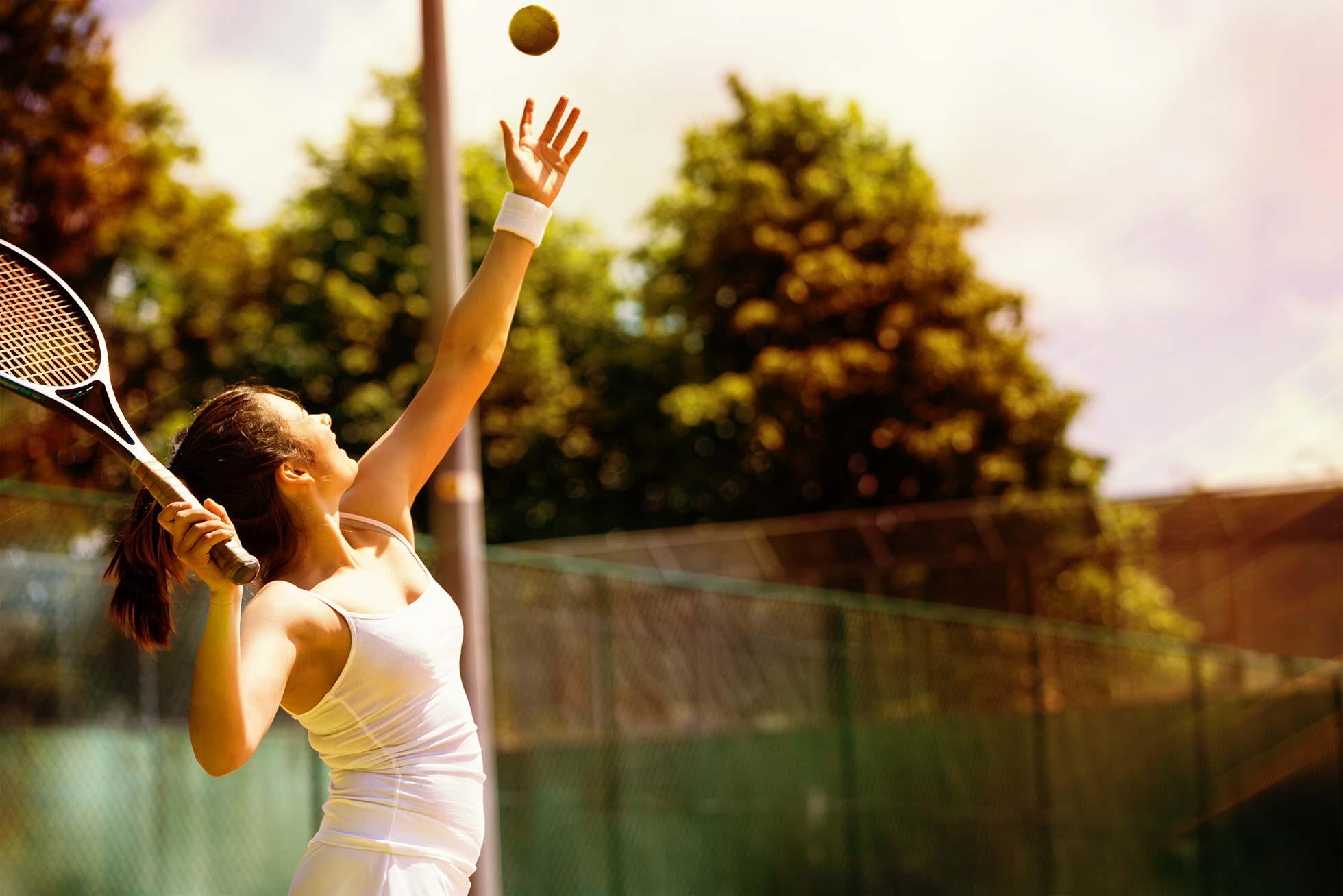 Ursachen der Rotatorenmanschettenruptur - Sportliche Aktivität