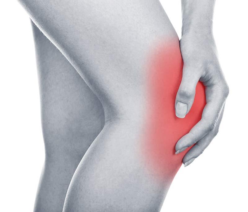 Schmerzen am Knie
