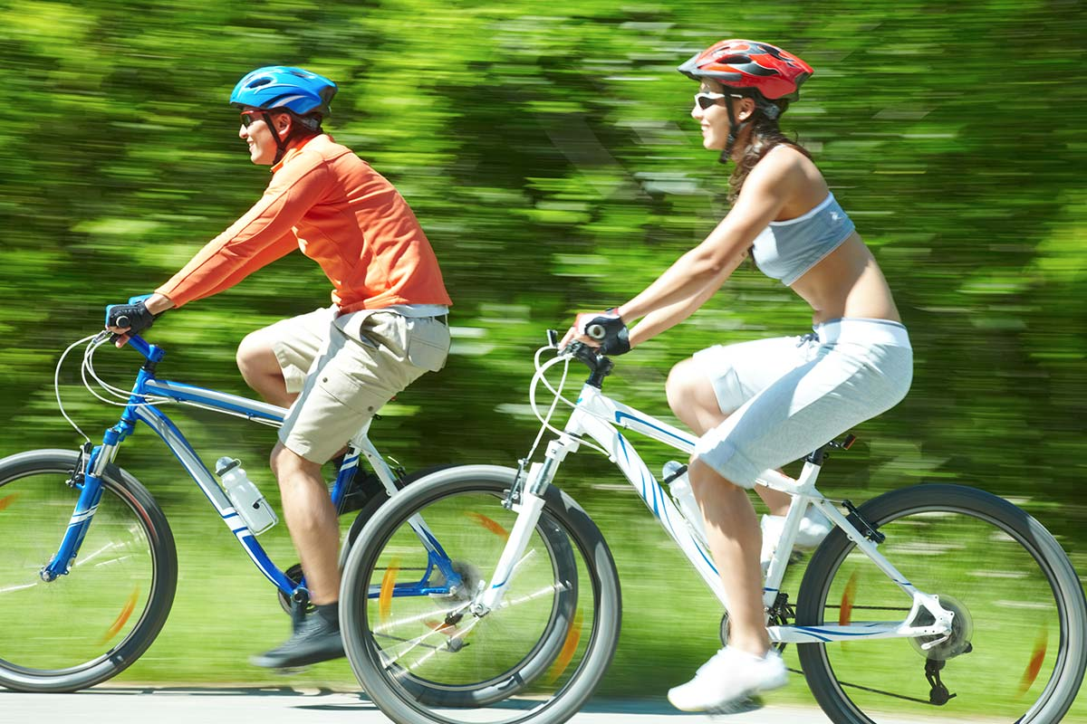 Fahrradfahren als Prävention – Leistenschmerzen