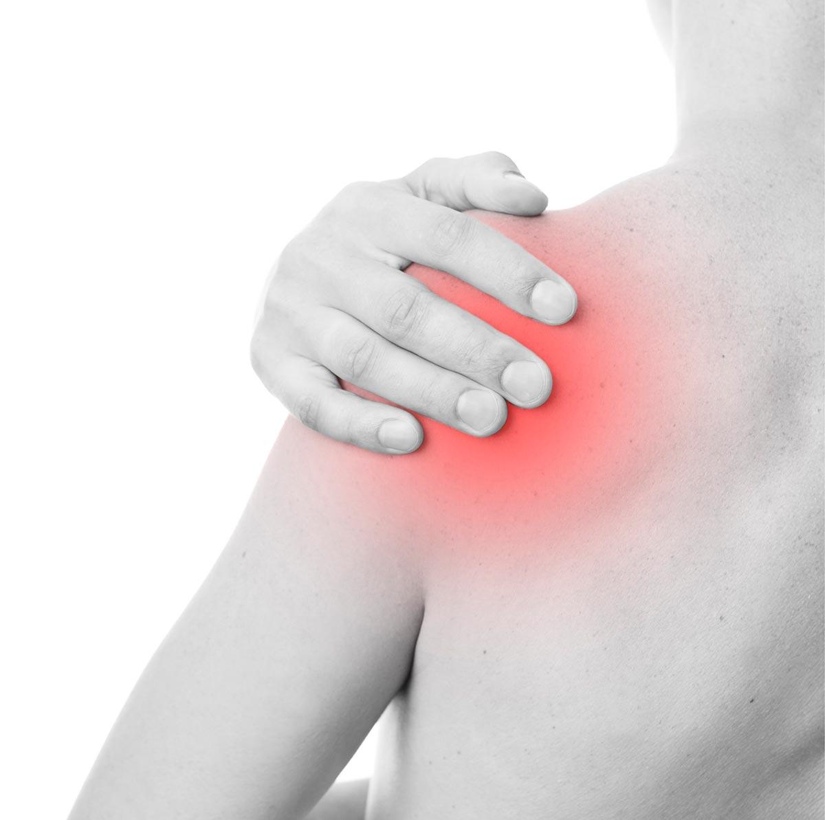 Schmerzen an Schulter und Nacken - Impingement-Syndrom