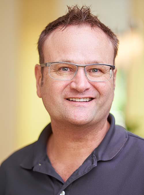 Porträt von Dr. med. Uwe Baumgärtner