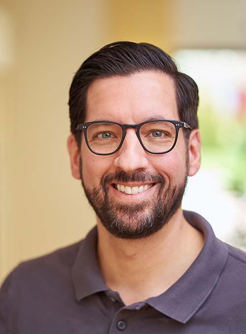 Porträt von Dr. med. Stefan Gouder